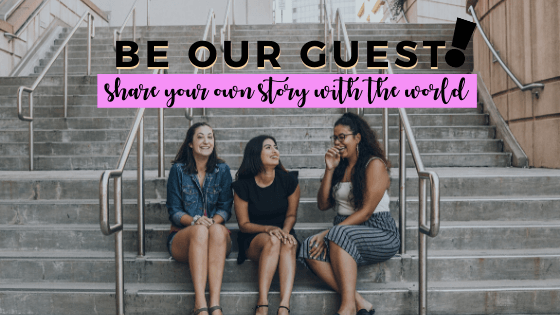 She Is A Mess Podcast- Be Our Guest And Share Your Story. Be A Guest On Our Podcast (1)